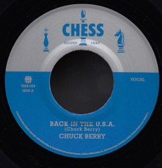 Chuck Berry - Back In The USA (Black Friday 2018) - 7inch
